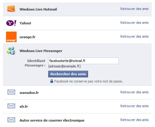 Facebookette recherche ami.PNG