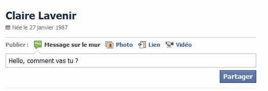 facebookette publier un mess sur le mur ami.jpg