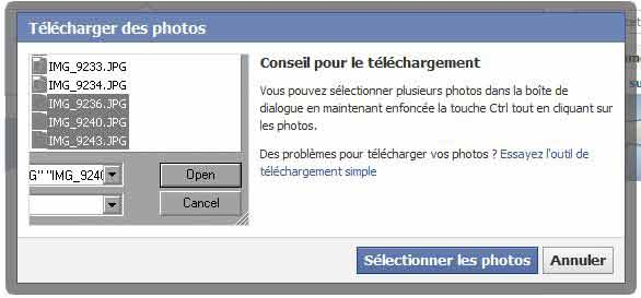 facebookette créer un album photo 1.JPG